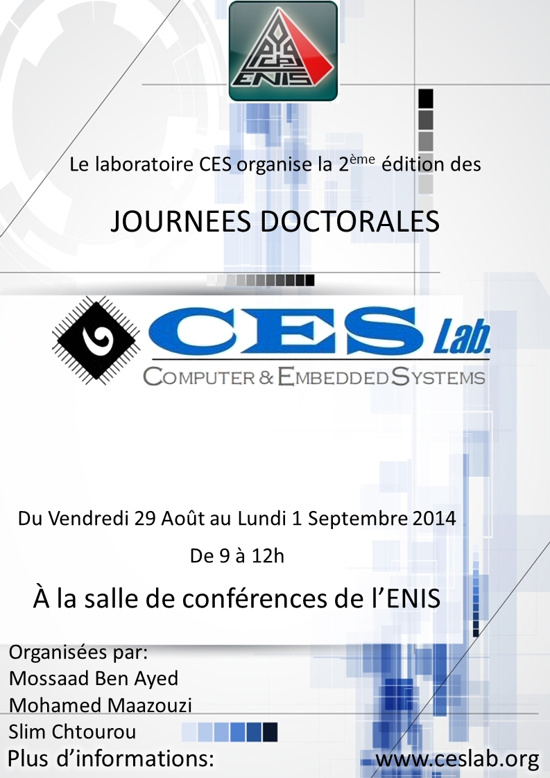 doctoral days 2014